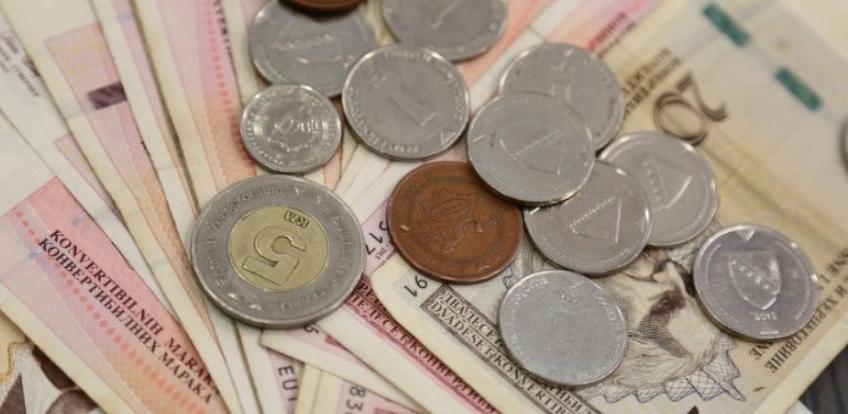 Prosječna neto plata u BiH u augustu viša za 3,5 posto