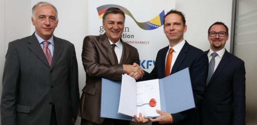 Potpisan ugovor o milionskoj donaciji KfW-a Zenici