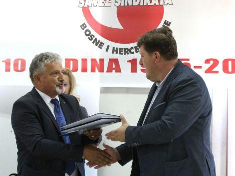 Metalci u FBiH dobili granski kolektivni ugovor na godinu dana