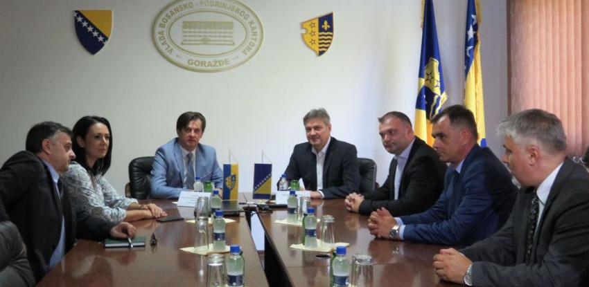 Osigurano70.000.000 KMza cestovnopovezivanjeGoražda i Sarajeva