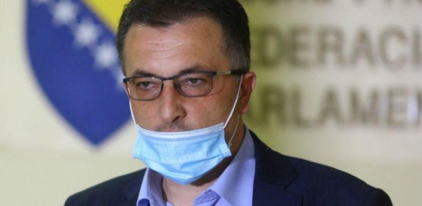 Kadribegović: Raskinuti ugovor s Hodžićem, ali šta će biti sa 10,5 miliona KM!?