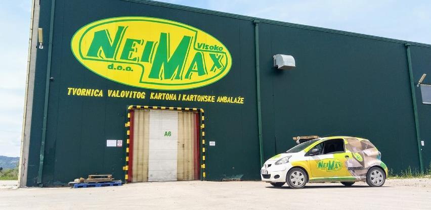 Neimax Visoko proširuje proizvodnju i otvara nova radna mjesta