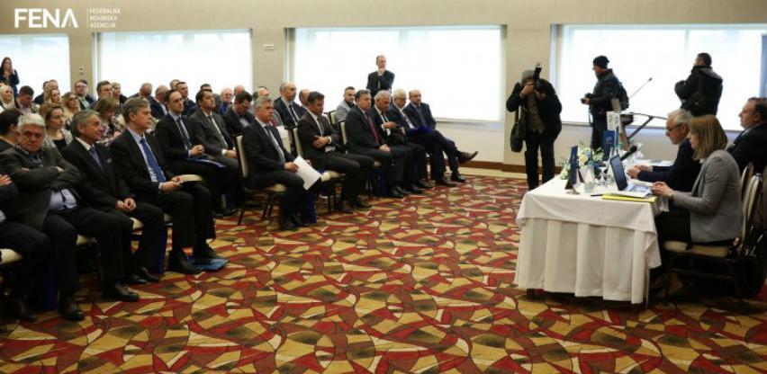 Dovršiti reforme u oblasti poslovnog okruženja