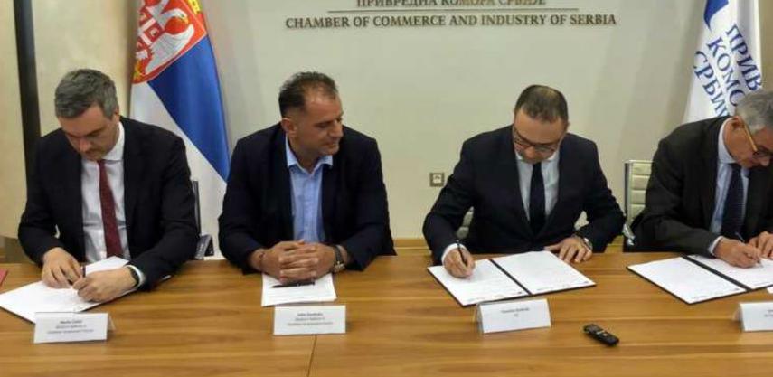 KIF ZB i CEFTA Sekretarijat potpisali Memorandum o saradnji