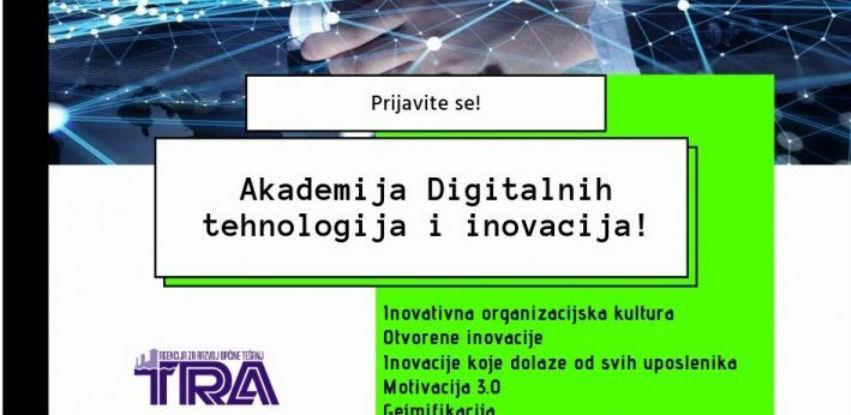 Poziv za edukaciju u okviru akademije digitalnih tehnologija i inovacija