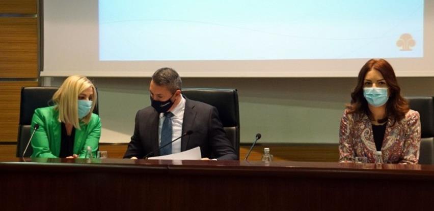U devet mjeseci obim vanjskotrgovinske razmjene BiH smanjen za 15 posto
