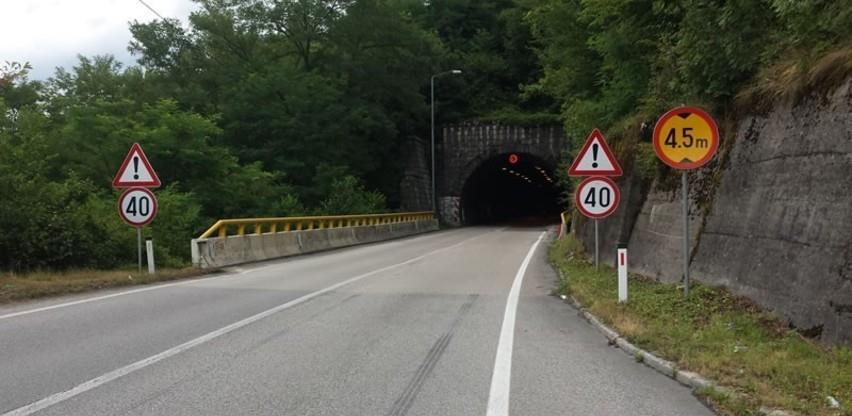 Radovi na tunelu Crnaja teku po planu, pauza od početka juna