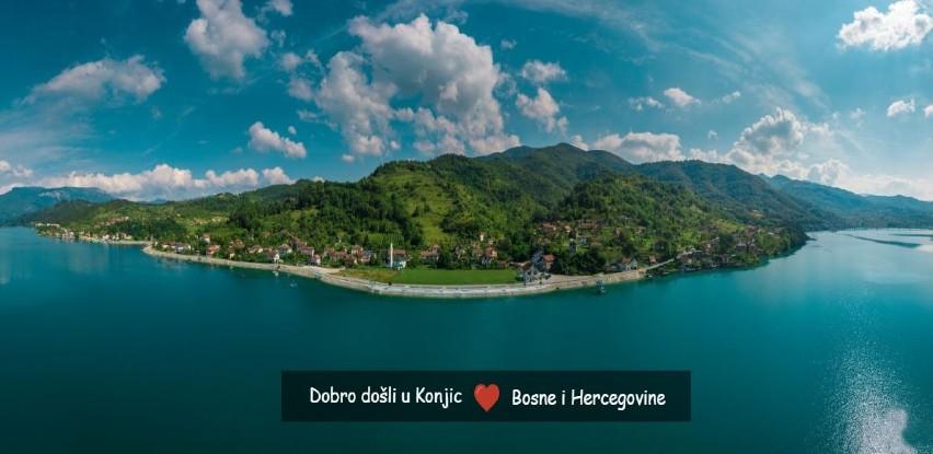 Počela sa radom web stranica za promociju turističkih potencijala općine Konjic