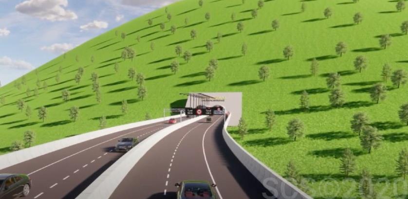 Autoput do granice sa BiH imat će 66 tunela i 27 mostova