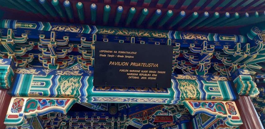 Centar Safet Zajko dobio kineski paviljon prijateljstva