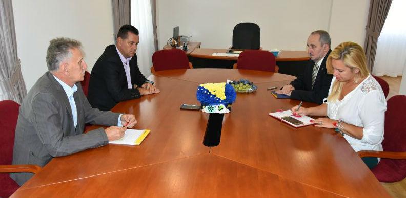 Vlada TK nastavlja uspješnu saradnju sa NERDA-om