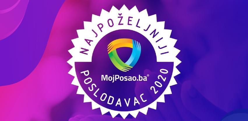 dm drogerie markt najpoželjniji poslodavac u BiH za 2020. godinu
