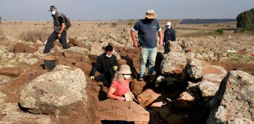 Izraelski arheolozi otkrili tvrđavu iz vremena kralja Davida