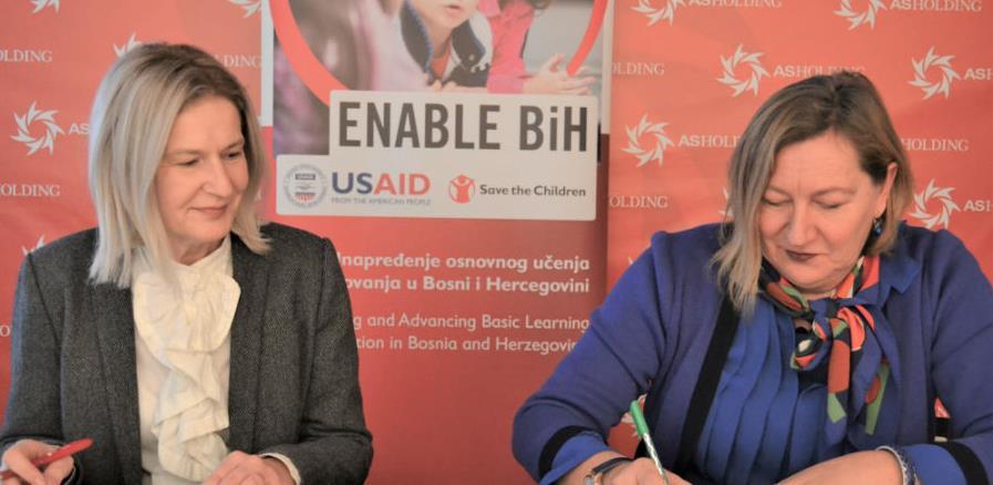ENABLE-BiH i AS Holding potpisali Memorandum o razumijevanju