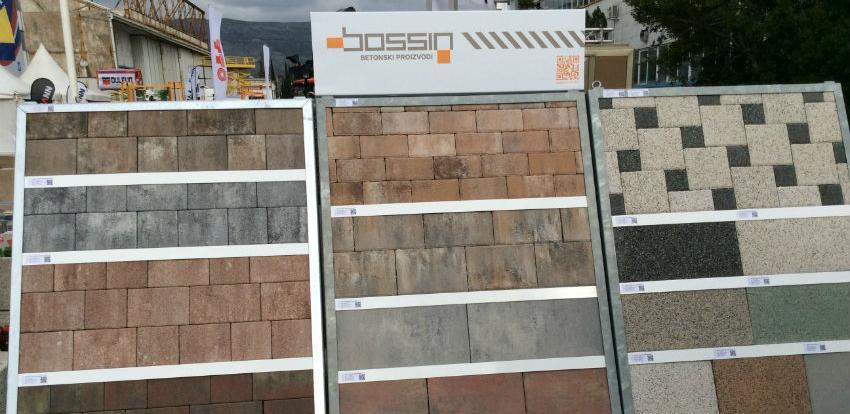 Bossin jedini proizvođač MEGA LUX betonskih ploča