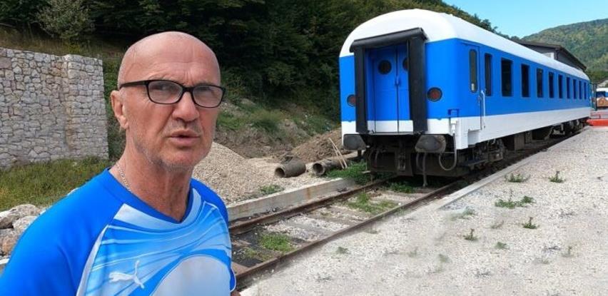 Kupio cijelo selo kod Žepča, a uskoro će otvoriti i Titov 'Plavi voz' (VIDEO)