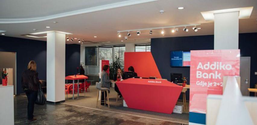 Otvorena modernizovana poslovnica Addiko banke u Banja Luci