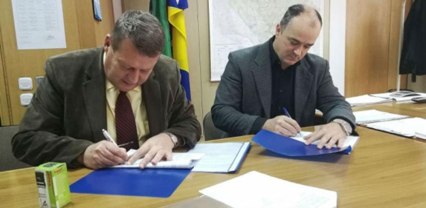 Potpisan ugovor o koncesiji za MHE Petrovići na Stupčanici vrijedan 4,5 mil. KM