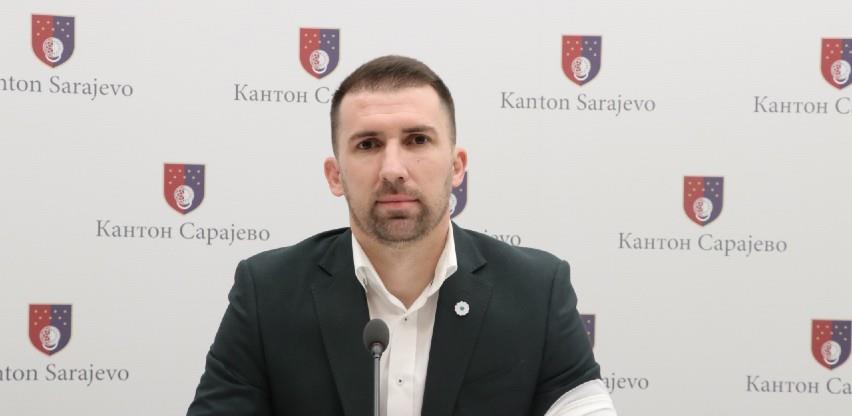 Delić najavio: Danas će biti objavljeno pet javnih poziva za razvoj male privrede u Sarajevu