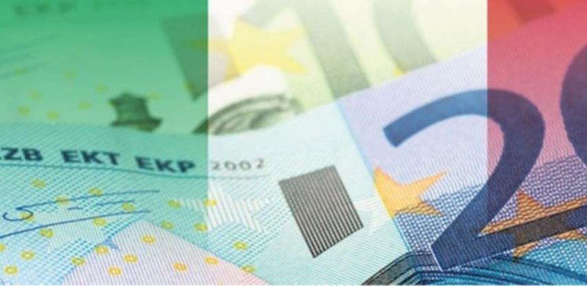 Italijanski javni dug porast će na 155,7 posto BDP-a