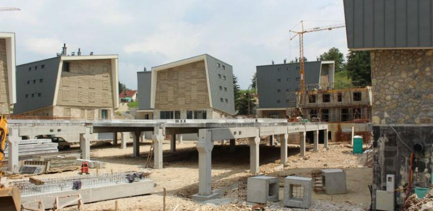 Bjelašnica veliko gradilište: Grade se šetnice, stambeni objekti i hoteli