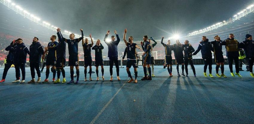 Zmajevi će za učešće u Ligi nacija i prvo mjesto u grupi dobiti tri miliona eura