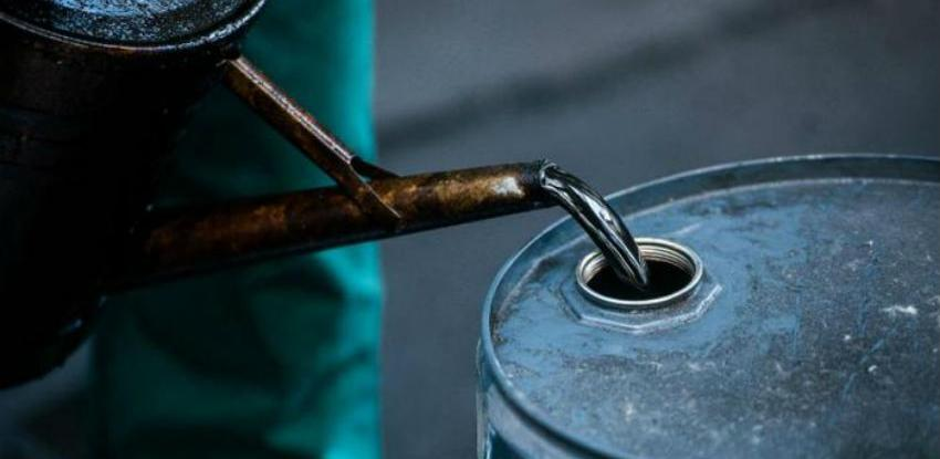 Cijene nafte u 2018. pale više od 20 posto