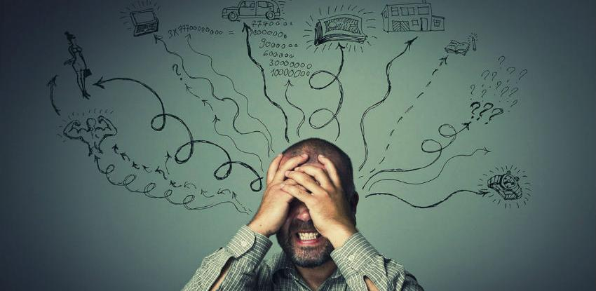 Stres briše pamćenje i smanjuje mozak