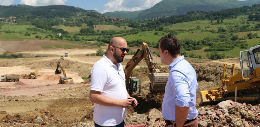 Šteta: Prva transverzala je strateški projekt Kantona
