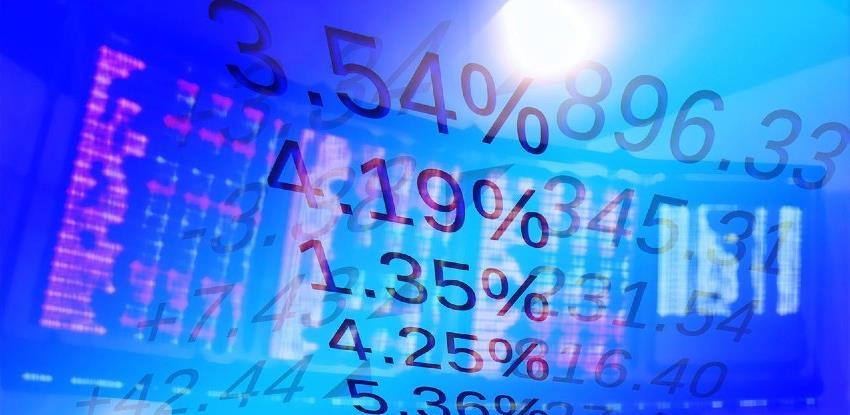 Na današnjem trgovanju na SASE ostvaren je ukupan promet od 39.299,89 KM