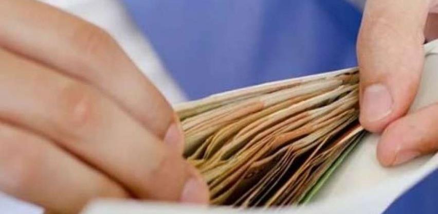 Prosječna neto plata u RS-u tri mjeseca zaredom veća nego u FBiH