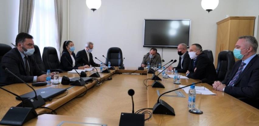 Košarac sa predstavnicima entitetskih ministarstava o unapređenju poljoprivrede