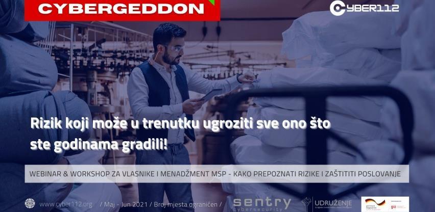 Obuka za mala i srednja preduzeća: Cybergeddon – realan i prisutan