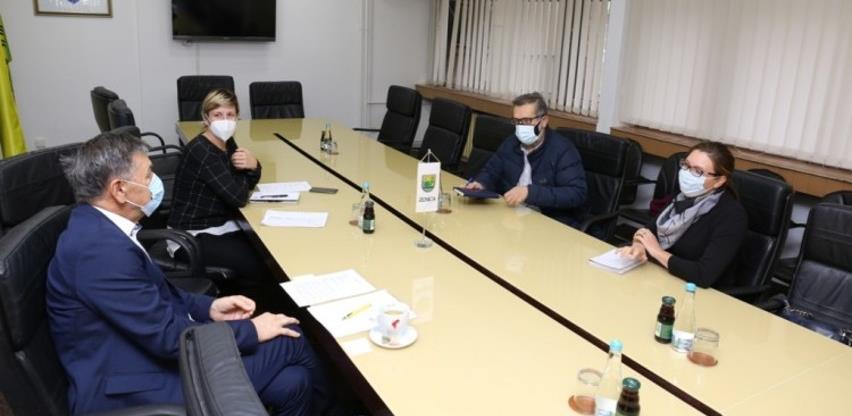 Zenica dio programa Akcioni plan zelenih gradova