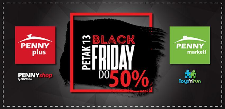 Sniženje do - 50% samo na petak 13 u svim Penny objektima