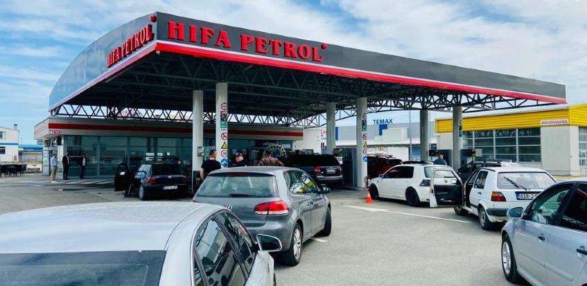 Orašje: Otvorena 47. Hifa Petrol benzinska pumpa