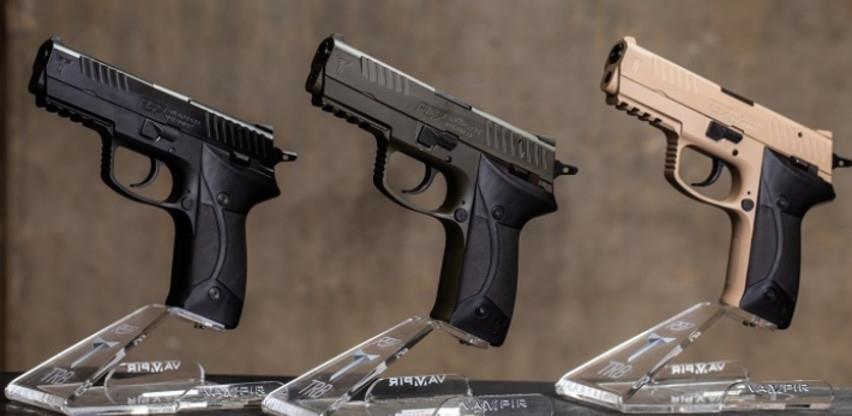 TRB predstavio svoj novi pištolj 'RS 9 Vampir'