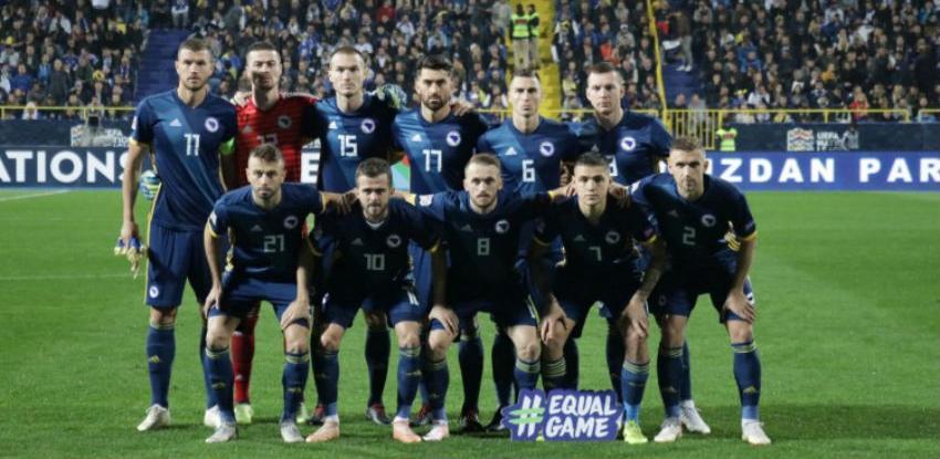 FIFA rang lista: BiH godinu završava na 34. mjestu