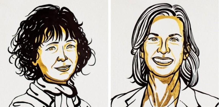 Nobelova nagrada za hemiju dvjema naučnicama za otkriće alata za uređivanje DNK