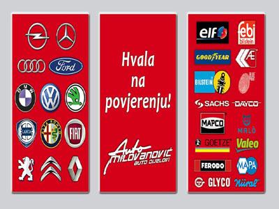 Auto Milovanović - Autodijelovi za sva evropska auta
