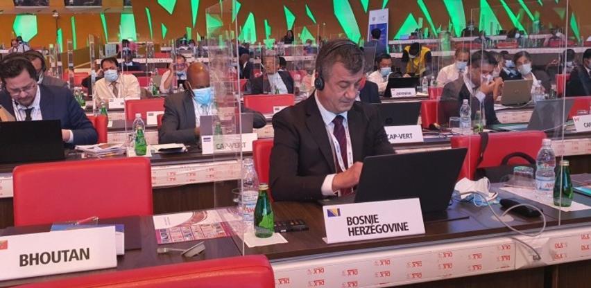 BiH izabrana u Upravno vijeće Svjetske poštanske unije