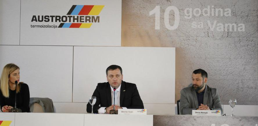 Deset godina Austrotherma BH: Lider u prodaji termoizolacionih materijala
