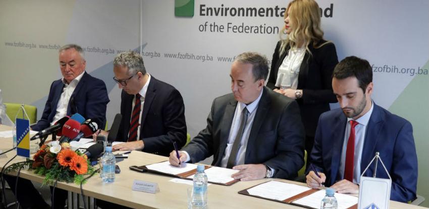 Potpisan sporazum za izradu idejnog projekta toplovoda Kakanj - Sarajevo