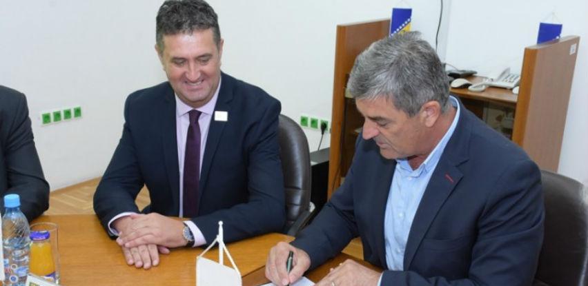Uručena građevinska dozvola za Prvu transverzalu u Sarajevu