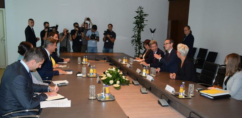 Velika Britanija podržava reformske procese u BiH