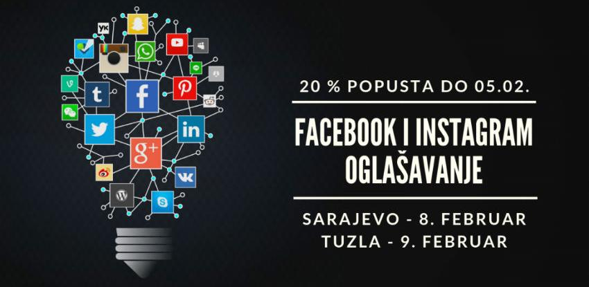 CPE kursevi: Uspješno Facebook i Instagram oglašavanje