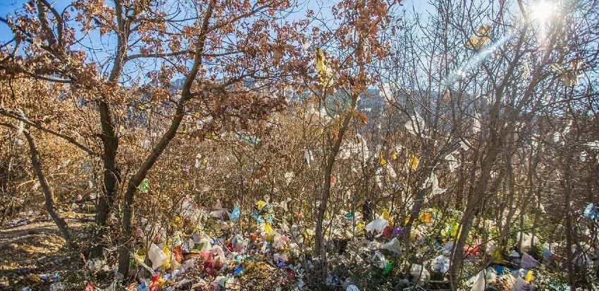 Divlja deponija kod Stoca prijeti arheološkom nalazištu