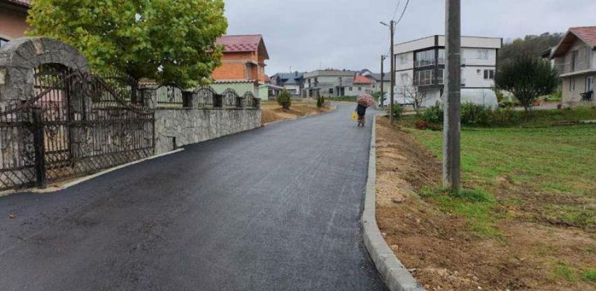 U općini Velika Kladuša nastavljeno ulaganje u infrastrukturne projekte