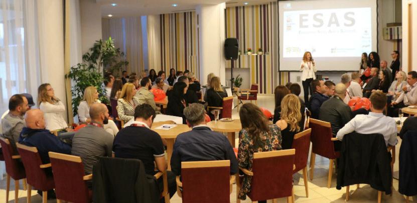 """ESAS 2018. –""""a place to be"""" za prodajne profesionalce"""