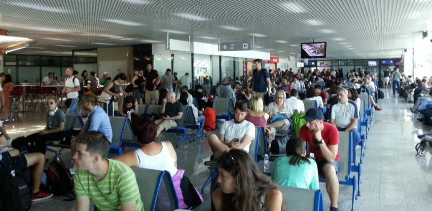 Aerodrom Sarajevo ostvario rast od preko 12 posto